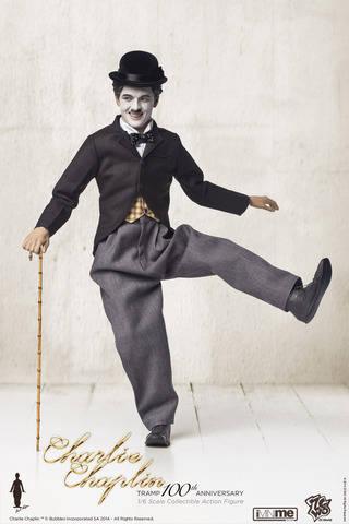 Charlie Chaplin New Charlie Chaplin Figurine