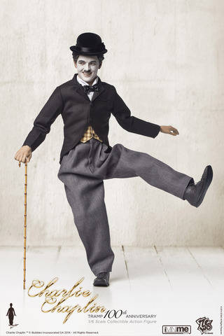 Charlie Chaplin : Une ...