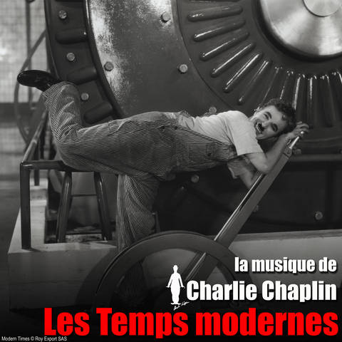 MODERN TIMES Album cover FRENCH