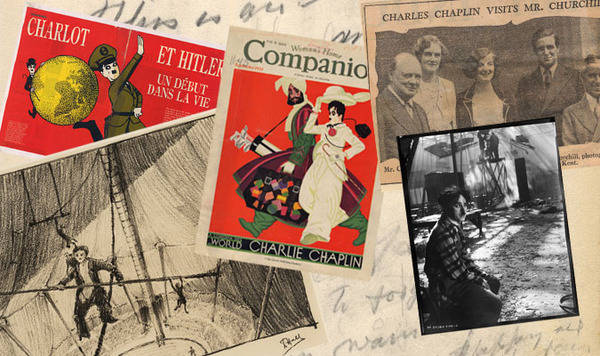 Examples of archival documents scanned by the Cineteca di Bologna