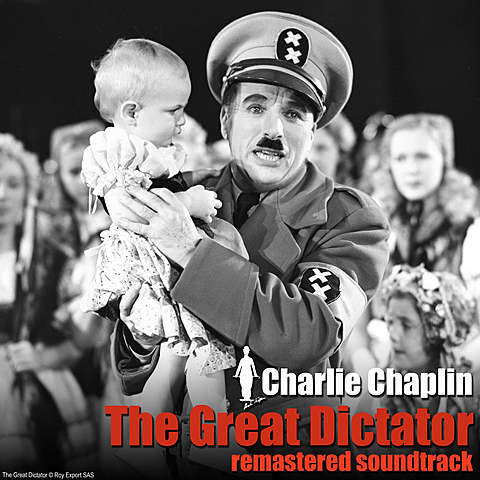 great dictator digital soundtrack cover